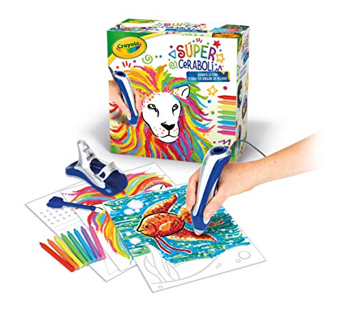Crayola Decoración Cera, (Binney & Smith Italy 25-0385)
