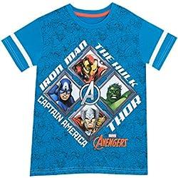 Avengers - Camiseta para niño - Vengadores - 9 - 11 Años