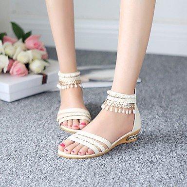 LvYuan sandali primavera estate delle donne altro vestito pu Pink