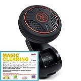 Pomo de silicona para dirección asistida BL-G, accesorio rotador para el volante de tu coche, color rojo