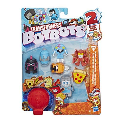 Transformers Botbots - Pack de 8 Figuras (Hasbro E3494EU4)