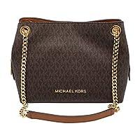 Michael Kors Jet Set Item Medium Chain Messenger Shoulder Bag