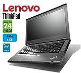 "Lenovo ThinkPad TSeries 14"" Intel i5 2.6GHz (Ricondizionato Certificato)"