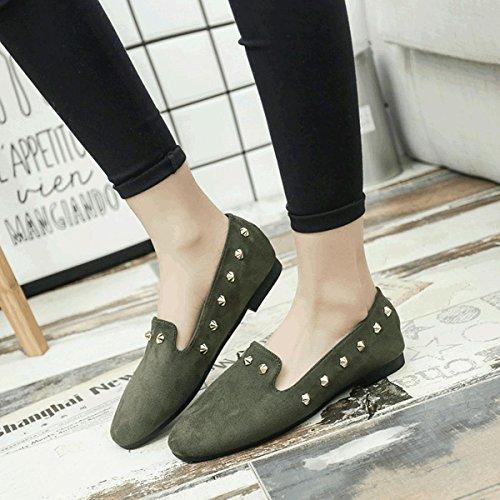 XTIAN - Pantofole Donna Verde