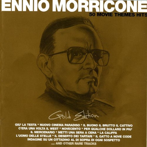 Ennio Morricone Gold Edition -...