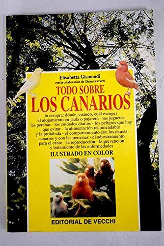 Todo sobre los canarios