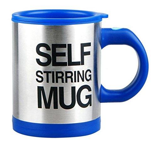Self-Stirring Mug (Personalizzati Tazza Di Caffè)