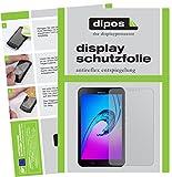 dipos I 2X Schutzfolie matt passend für Samsung Galaxy Tab Active 2 SM-T395 Folie Displayschutzfolie
