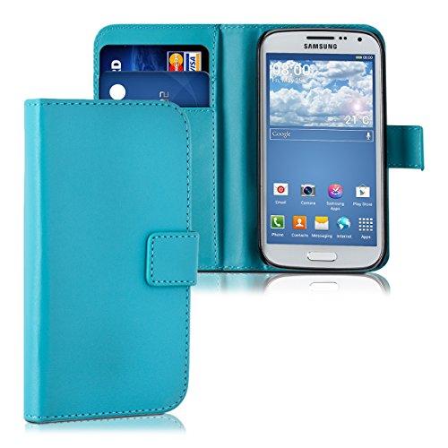 kwmobile Samsung Galaxy K Zoom Hülle - Kunstleder Wallet Case für Samsung Galaxy K Zoom mit Kartenfächern und Stand