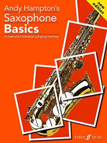 Saxophone Basics Pupil's book (Basics Series)