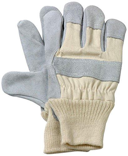 Max-Power 9425820 Guanti di Protezione da Lavoro in Pelle di Maiale