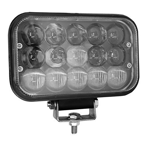 Preisvergleich Produktbild LED Arbeitsscheinwerfer,  Weit Und Nahe Doppeltes Licht Traktoren Mähdrescher Rückfahrlampe SUV LKW Motorrad Flutlicht 2PCS