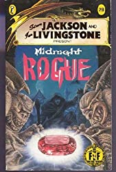 Midnight Rogue (Puffin Adventure Gamebooks) by Graeme Davis (1987-11-19)