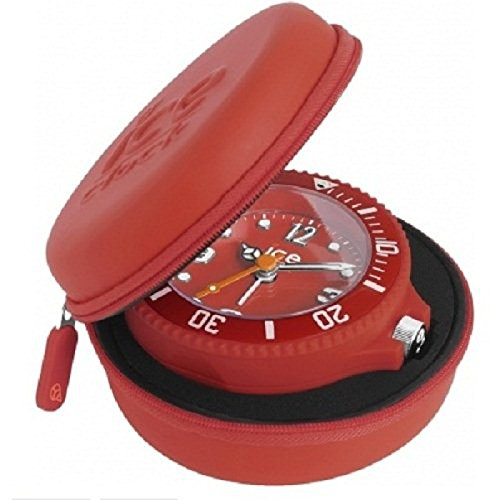 ice-clock-90-mm-travel-alarm-clock-red