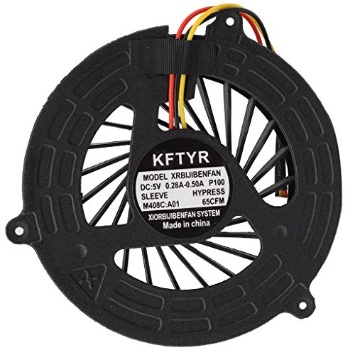 probeninmappx Remplacement pour Acer 5750G 5755G V3-571G 5350 E1-531G V3-551G Laptop Cooling Fan 4 Connecteur de Fil