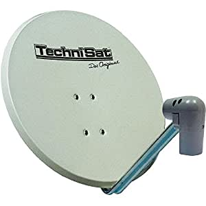 Set routeur, parabole, LNB, commutateur multiple, mono-câble + 4 prises SAT