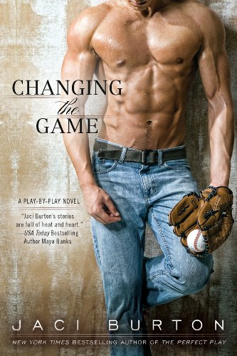 Changing the Game (A Play-by-Play Novel Book 2) (English Edition) Burton Womens-player