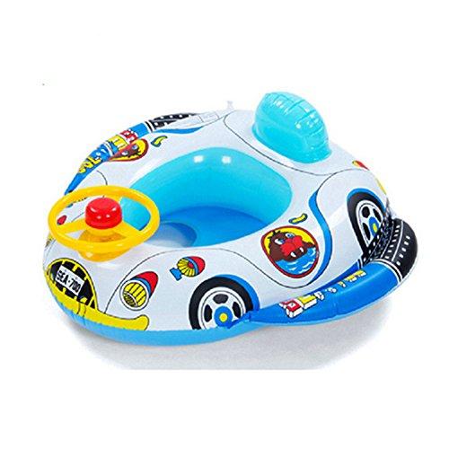 CDKJ- Anillo Hinchable para Bebés de 6 a 36 Meses, Flotador para Piscina de bebé, 1 Pieza