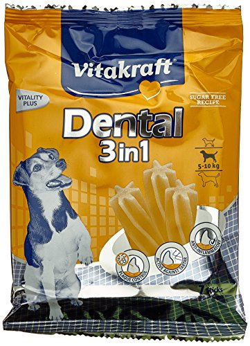 Vitakraft Multipack Dental 3in1 S 4x120g HU (Mais Vitakraft)