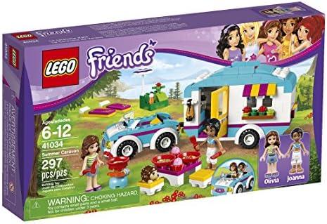 LEGO LEGO LEGO Friends Summer Caravan 41034 Building Set (Discontinued by Femmeufacturer) by LEGO B00J4S4BXQ c7f9a4