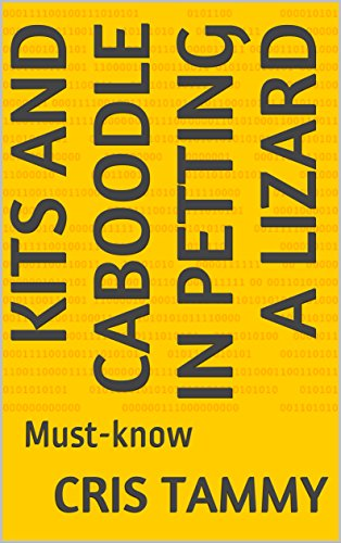 Kits and Caboodle in Petting a Lizard: Must-know (English Edition) -