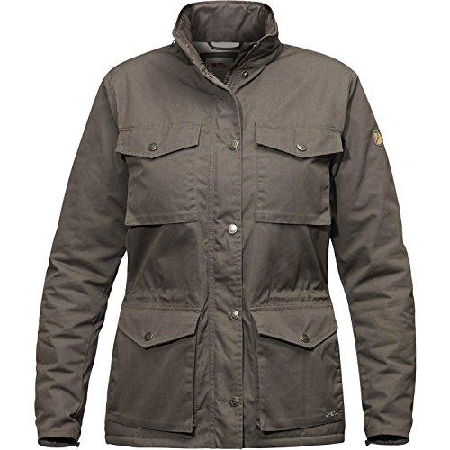 FjallRaven Veste casual Raven Winter Jacket W mountain grey