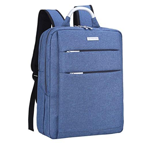 Business Männer Und Frauen Umhängetasche Computer Rucksack Student Umhängetasche Blue