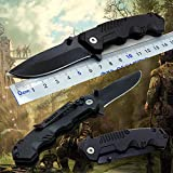 Bailianfang since 1998 Pocket Knife Folding for Outdoor Travel and Camping Material Stainless
