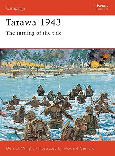 Tarawa 1943: The turning of the tide (Campaign) por Derrick Wright