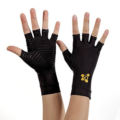copperjoint Arthritis Handschuhe # 1kupfer infundiert Kompression–Garantiert zu beschleunigen Recovery & lindert Symptome von...