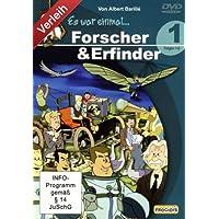 Es war einmal... Forscher & Erfinder - DVD 1