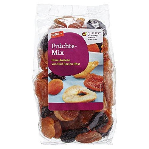 Preisvergleich Produktbild Tegut Früchte Mix getrocknet,  5er Pack (5 x 400 g)
