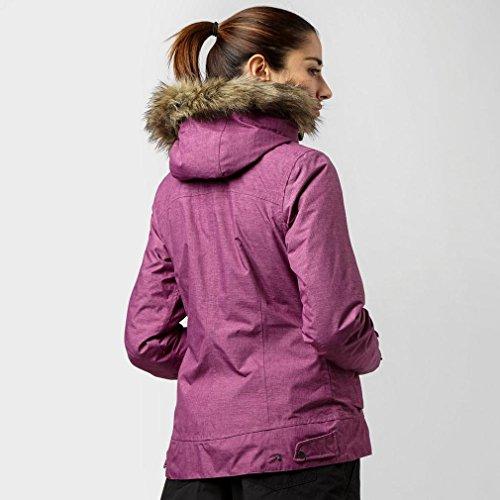 51kDrv2yUiL. SS500  - Jack Wolfskin Women's Cypress Mountain Jacket