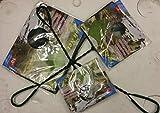 3 Stk. Kescher für Jungfische im Aquarium oder Teich, Netz in 3 verschiedenen größen nur bei uns sehr günstig