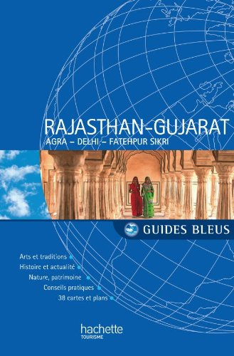 Guide Bleu Rajasthan-Gujarat par Collectif