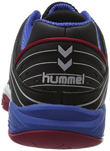 Hummel  OMNICOURT Z6 TROPHY, Chaussures Multisport Indoor adulte mixte Noir (Black)