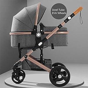 Stroller 3 in 1 Stroller Travel Baby 6   5