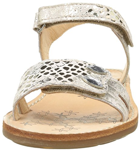 tty Ysalys, Sandales Fille Or (554/Or/Croco)