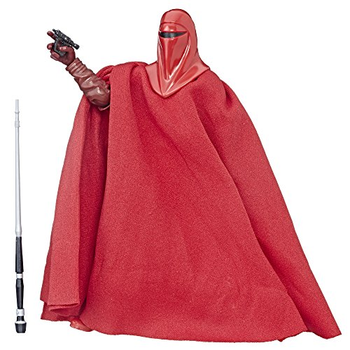 Star Wars: Episode Vi the Black Imperial Series Royal Guard, 15,2 cm