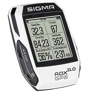 51kDwrruqVL. SS300  - ROX 11.0 GPS ROX 11.0 Basic Fahrradcomputer GPS, Weiss, One Size
