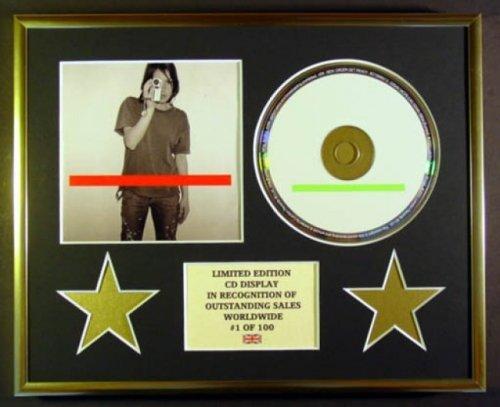 NEW ORDER/CD Display/Limitata Edizione/Certificato di autenticità/GET READY