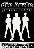 ÄRZTE - AERZTE - 1998 - Konzertplakat - Attacke Royal -