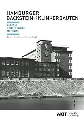 Hamburger Backstein-und Klinkerbauten: Gestalt, Konstruktion, Material