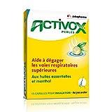 Arkopharma Activox Voies Respiratoires Perles pour Inhalation Blister de 15 Capsules
