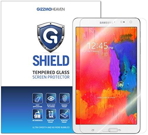 G-Shield Bildschirmschutzfolie für Samsung Galaxy Tab Pro (8.4 Zoll) Hartglas Schutzfolie