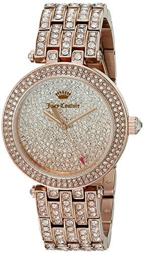 Juicy Couture Donne Watch CALI Guarda 1901377
