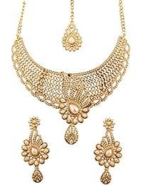 7a78ca88dfe0 Piedra de Toque de la India Bollywood Tradicional y Moderna Kundan Polki  Look para Novia