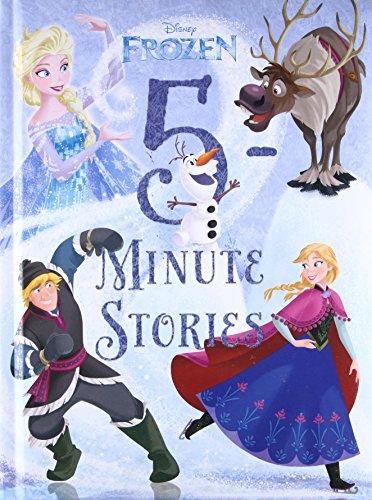Frozen - 5-Minute Frozen Stories (5-Minute Stories)