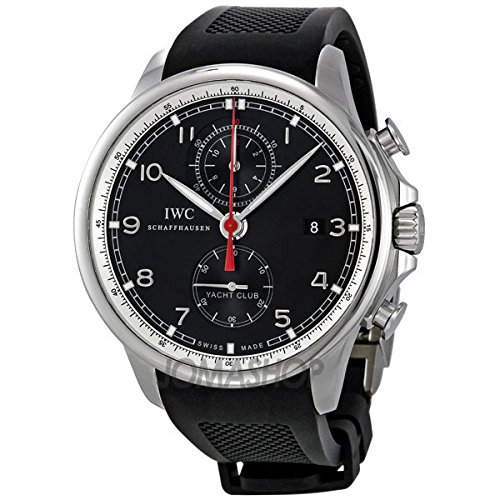 IWC IWC Portugiesisch Yacht Club Chronograph Mens Watch IW390210