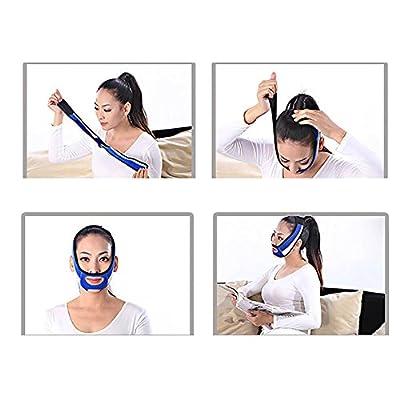 Enshey Beauty Mask V-Line Face Cheek Chin Neck balancing lift up skin belt by Enshey